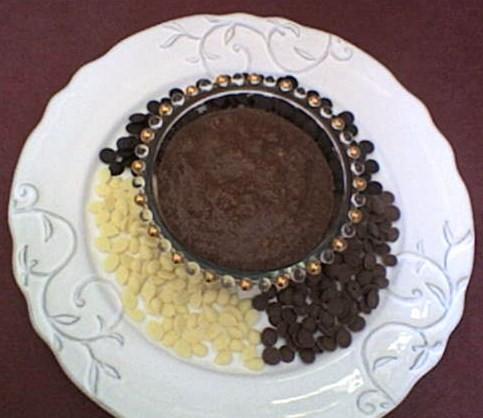 Mousse de Pâques allégée au chocolat
